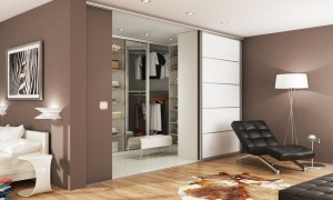 room divider in home
